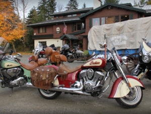 Motorcycle group packages vermont